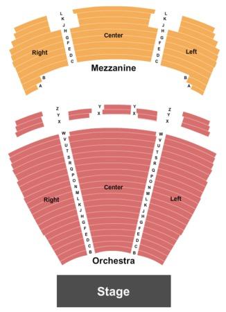 Encore Theatre At Wynn Las Vegas End Stage