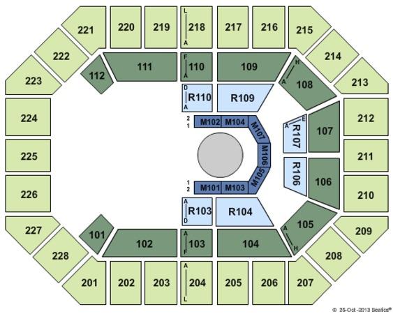Us Cellular Center Cedar Rapids Tickets Schedule Autos Post