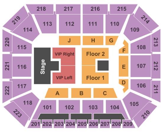 Auburn Arena Tickets in Auburn Alabama, Auburn Arena ...