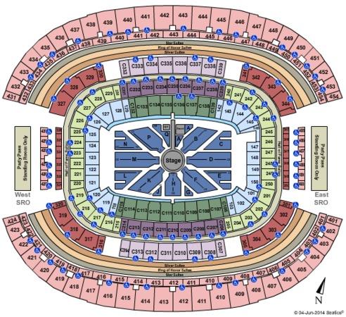 AT&T Stadium George Strait