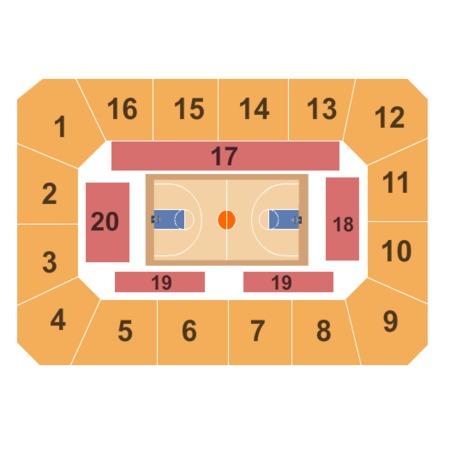 Cameron Indoor Stadium Tickets In Durham North Carolina