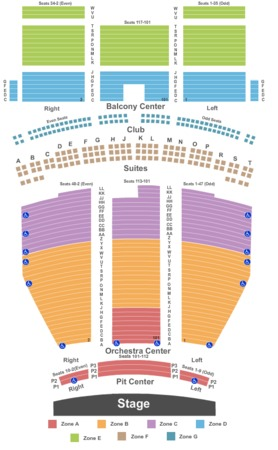 Saenger theatre tickets in new orleans louisiana saenger theatre