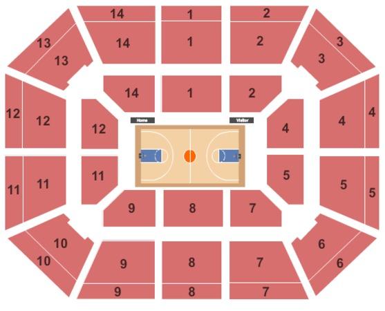 Alaska Airlines Arena At Hec Edmundson Pavilion Tickets In