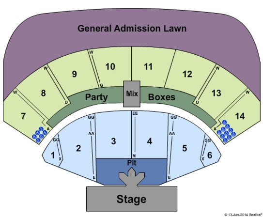 providence medical center amphitheater tickets in bonner