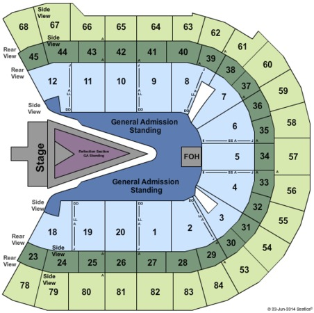 Qudos Bank Arena Katy Perry