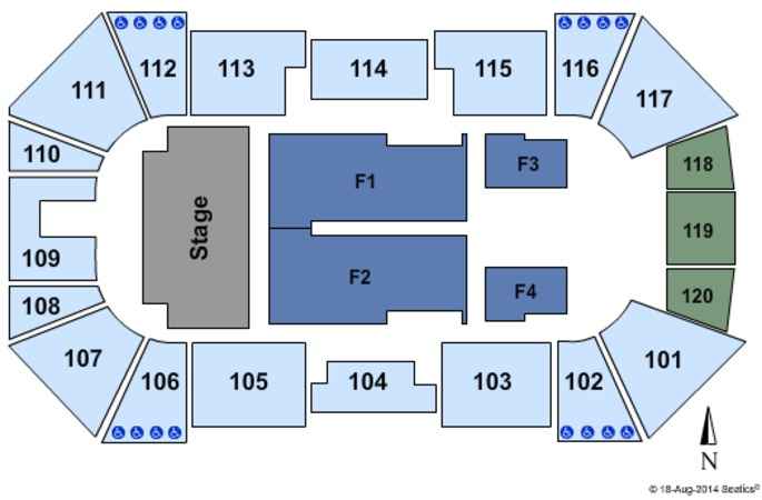 Ralston Arena Sytycd