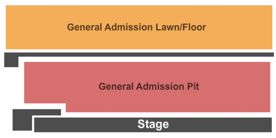 Stage AE General Admission - Outdoor