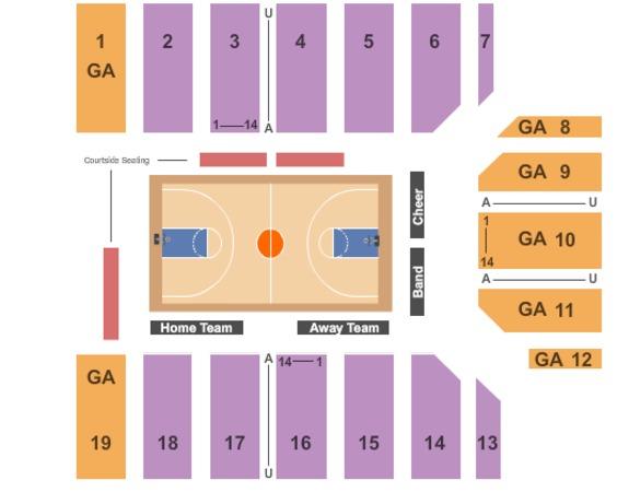 San Jose State University Event Center Tickets In San Jose