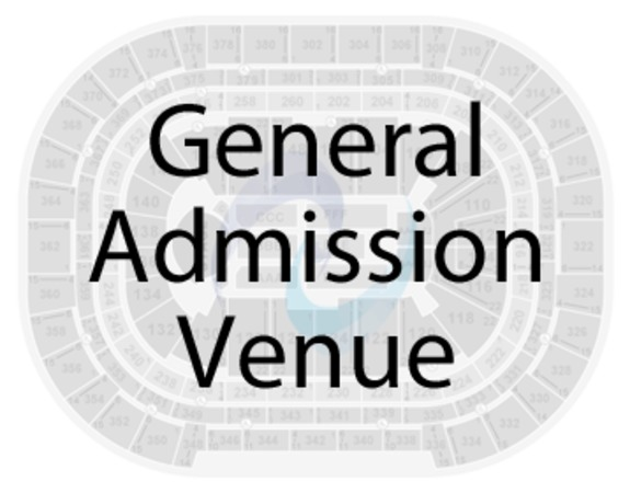 US Cellular Center General Admission