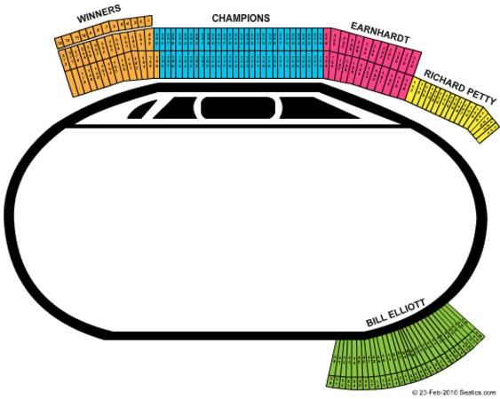 Atlanta Motor Speedway Tickets In Hampton Georgia Seating