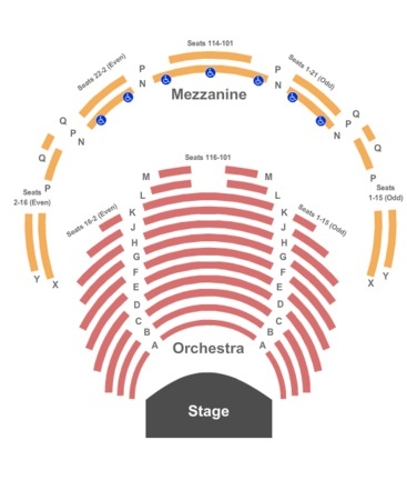 Appel Room At Lincoln Center Tickets In New York Seating