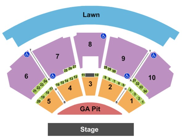 Bankplus Amphitheatre Tickets In Southaven Mississippi