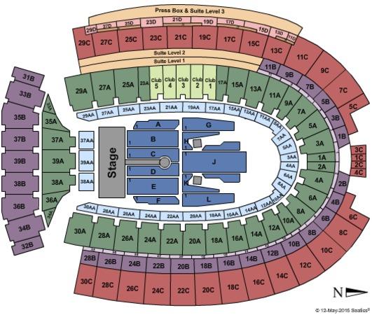 Ohio Stadium Tickets In Columbus Ohio Ohio Stadium