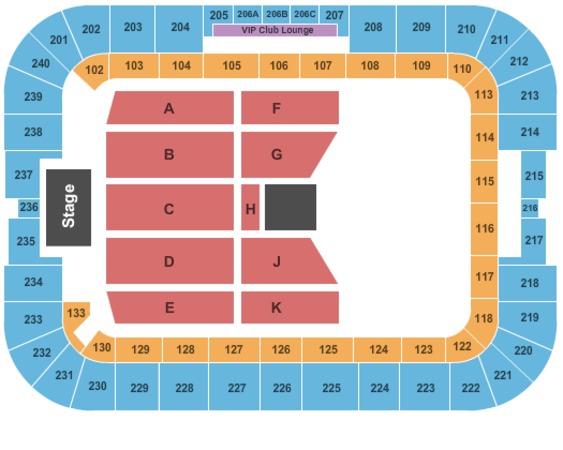 Bbva Compass Stadium Tickets In Houston Texas Seating