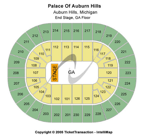 Palace Of Auburn Hills Other
