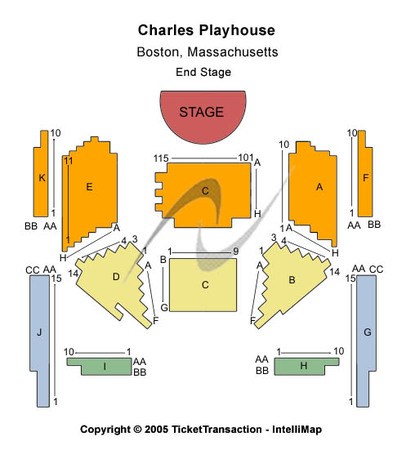 Charles Playhouse Center Stage