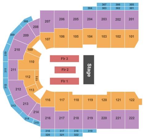 Erie Insurance Arena Endstage 2