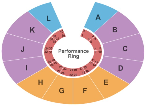 National Harbor At The Plateau Tickets In Oxon Hill Maryland Seating Charts Events And Schedule
