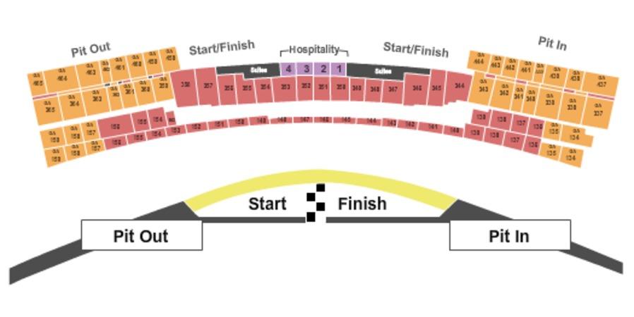 Daytona international speedway tickets in daytona beach for Daytona motor speedway schedule