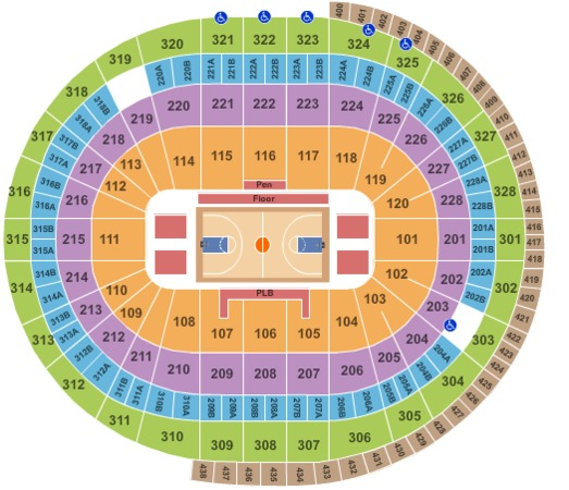 Canadian Tire Centre Basketball