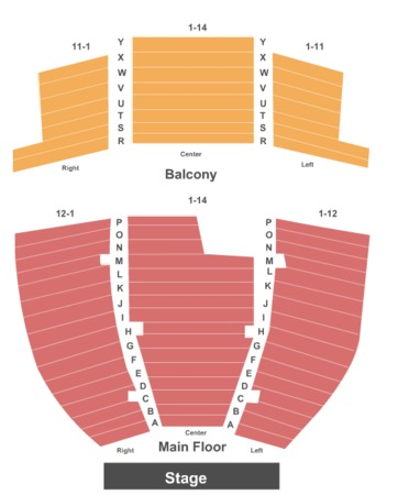 Fredericton Playhouse Tickets In Fredericton New Brunswick Seating Charts Events And Schedule