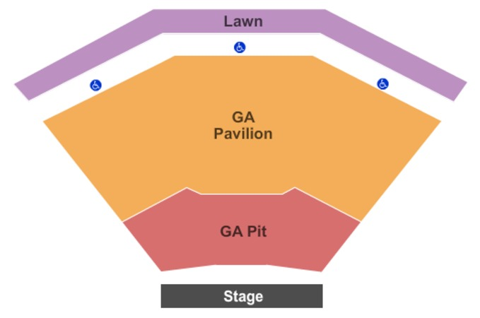 Ascend Amphitheater General Admission