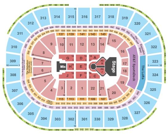 td banknorth garden tickets in boston massachusetts td banknorth garden seating charts events