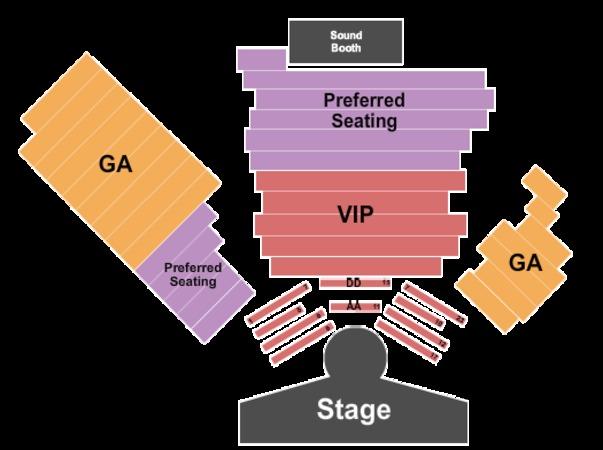 planet hollywood resort and casino las vegas nv seating chart