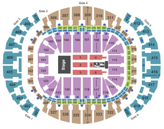 AmericanAirlines Arena Rihanna