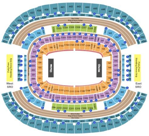 AT&T Stadium PBR