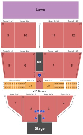 Darlings Waterfront Pavilion Tickets In Bangor Maine