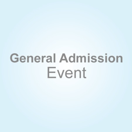 Packard Music Hall General Admission