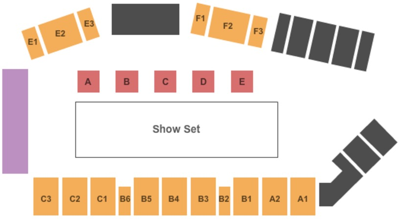 Tucson Rodeo Grounds Tickets In Tucson Arizona Seating