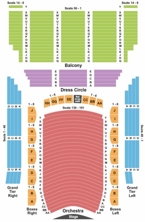 lyric opera house tickets in baltimore maryland lyric opera house seating charts events and