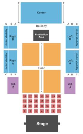 Horseshoe casino elizabeth indiana concerts