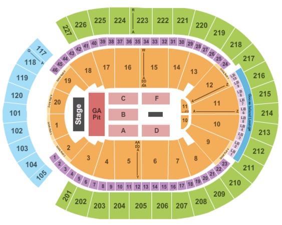 Mobile Arena Ti... George Strait 2017 Tickets