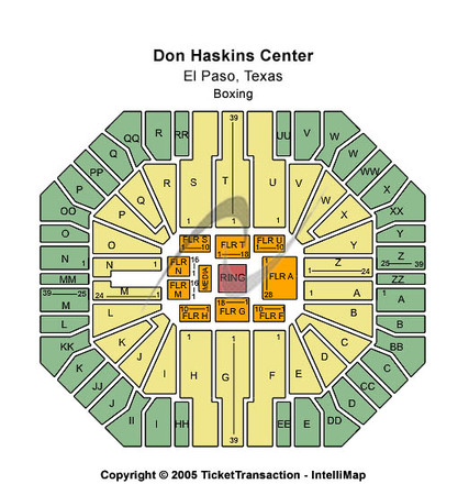 Don Haskins Center Other