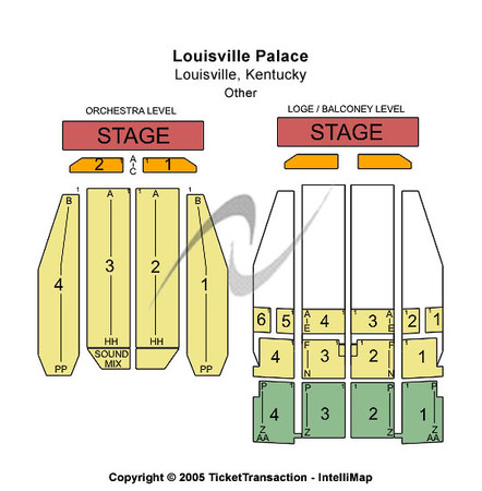 Louisville Palace Other