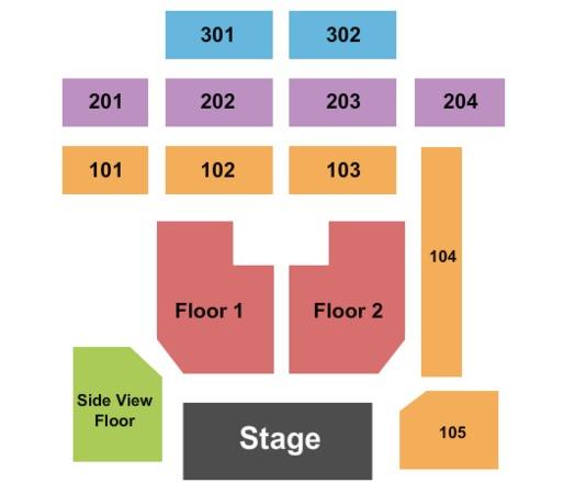 The Fillmore Tickets In Charlotte North Carolina, The