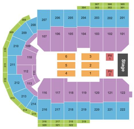 Erie Insurance Arena Thomas Rhett