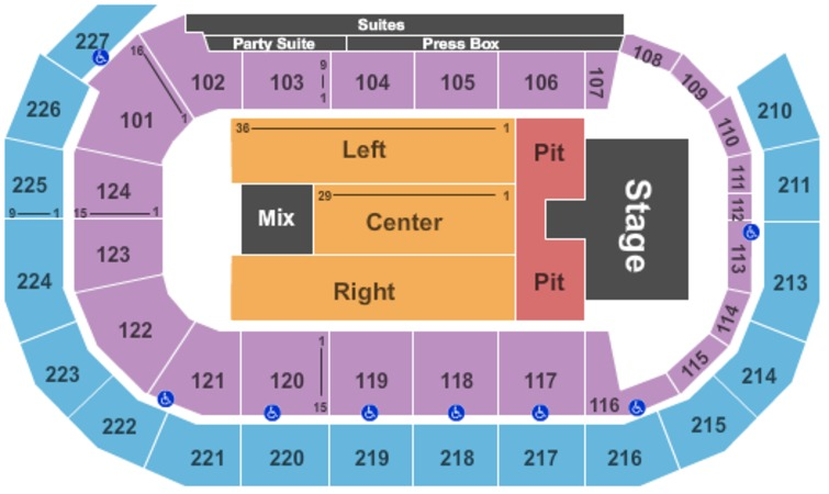 AMSOIL Arena Tickets in Duluth Minnesota, AMSOIL Arena ...