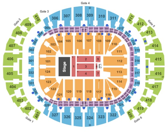 AmericanAirlines Arena Aplauso
