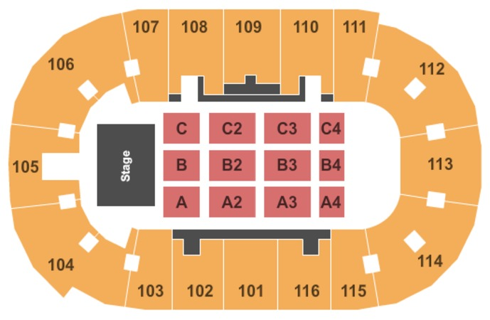 Save On Foods Memorial Seating Chart