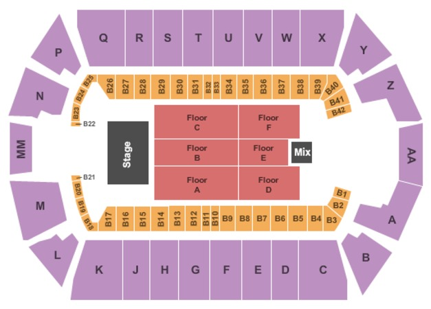 Monster Jam Las Vegas >> Tingley Coliseum Tickets in Albuquerque New Mexico, Tingley Coliseum Seating Charts, Events and ...