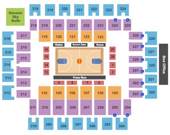 Wesbanco arena tickets in wheeling west virginia wesbanco arena