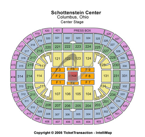 Schottenstein Center Center Stage