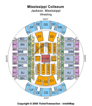 Mississippi Coliseum Other