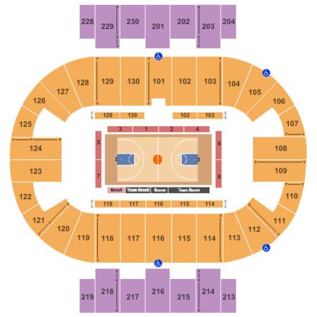 Pensacola Bay Center Basketball Globetrotters