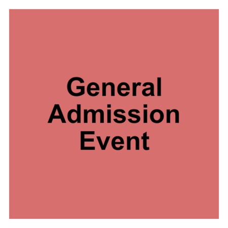 Xfinity Center General Admission - All