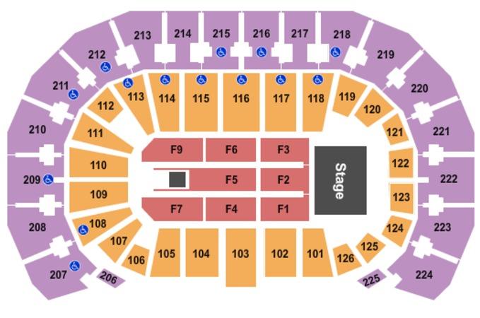 INTRUST Bank Arena Paul McCartney